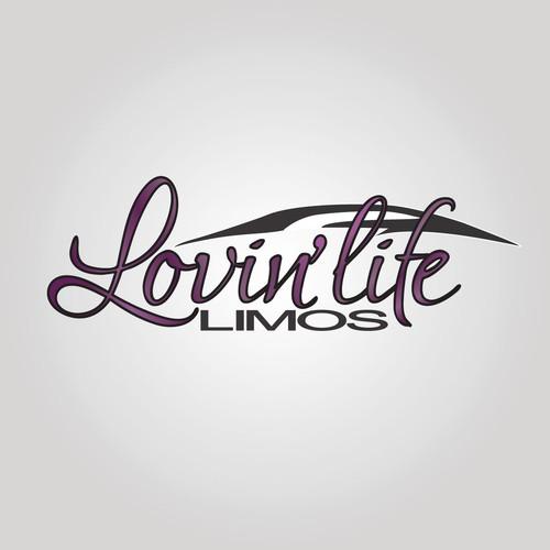Create fun logo for a beachtown limo service- Lovin' Live Limos