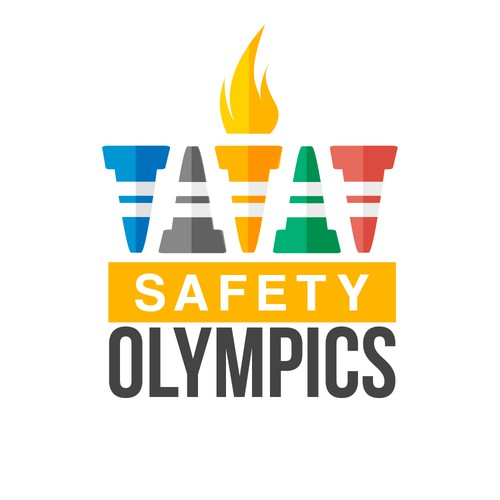 Create Art work for our Safety Olympics competition