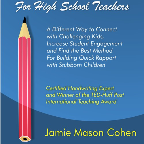 Design a Creative, Fun and Different Kindle Cover:  Handwriting Analysis For High School Teachers