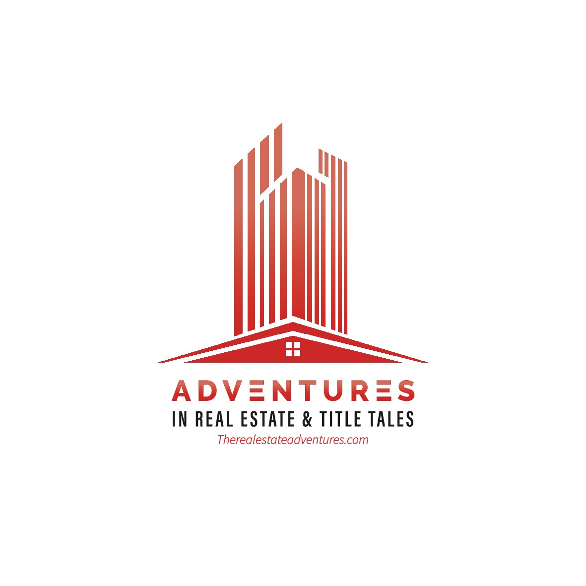 Adventures in Real Estate needs an eye catching logo!