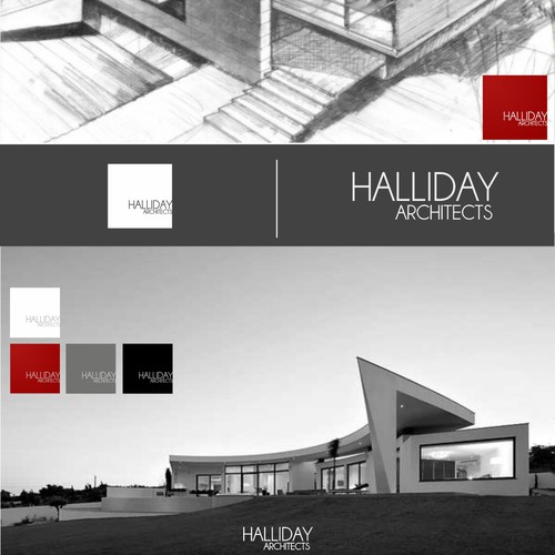 Halliday Architects needs a new logo