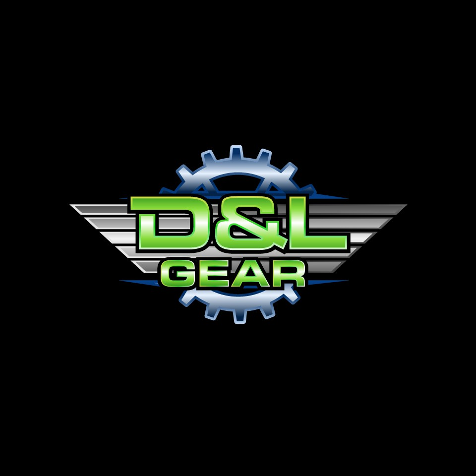 Design 3-D logo for street motorcycle riding gear