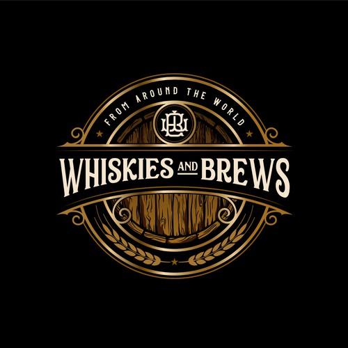 Whiskies and brews