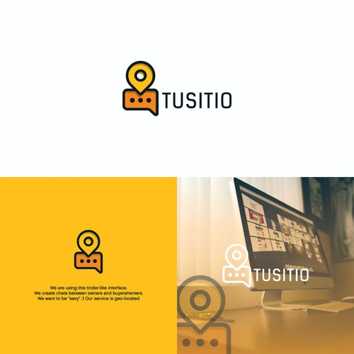 New services for start-up logo and web
