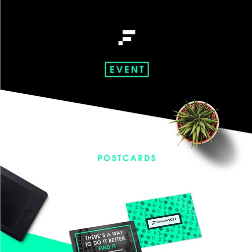 Event Branding Fruiton Labs