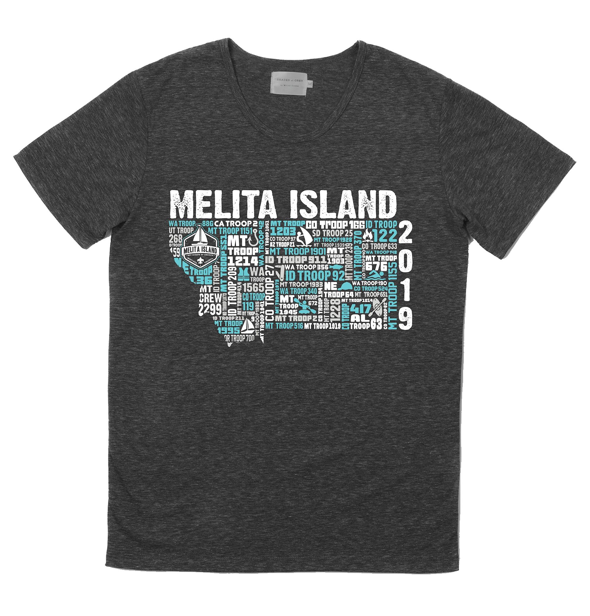 Melita 2019 tshirt