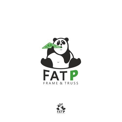 Fun logo for serious business