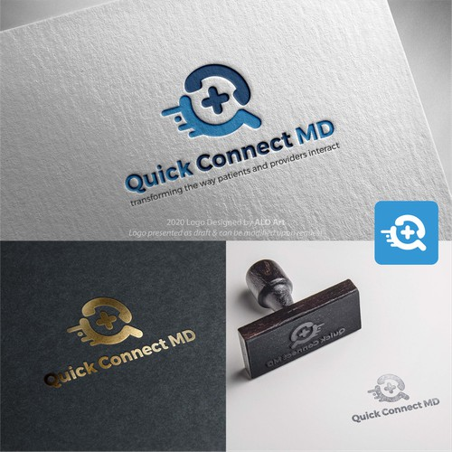 Logo For Quick Connect MD