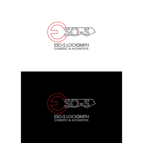 Eso-S SOS Punchy and simple branding required