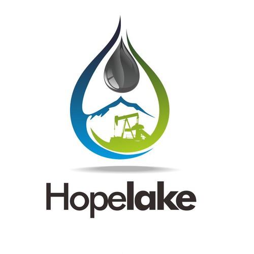 Logo concept for hopelake