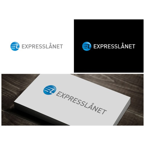 Create a winning logo design for EXPRESSLÅNET