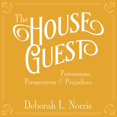 Audio Book Cover: The House Guest