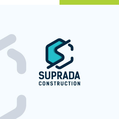 Requires a strong logo for construction firm