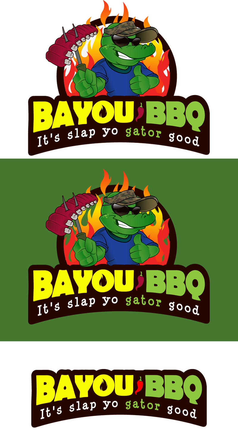 Down on the Bayou Cooking Contest