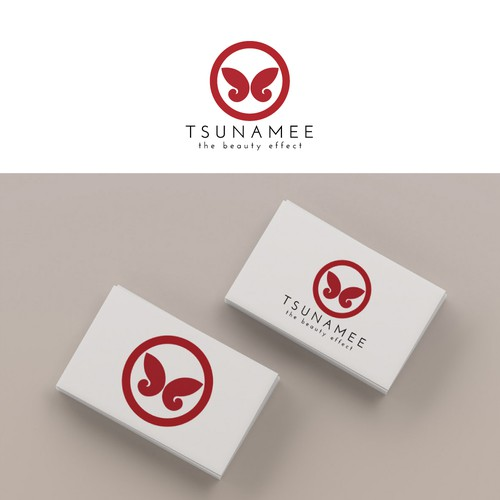 Logo for Tsunamee project