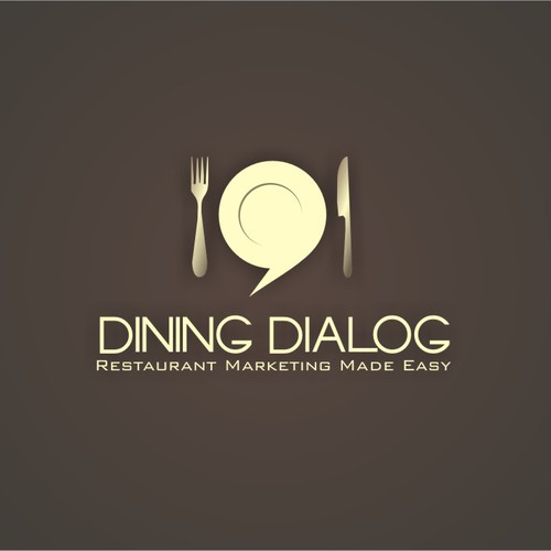 Logo for restaurant marketing