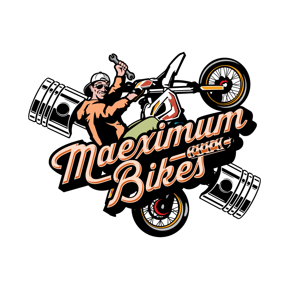 New Logo for my Motorcycle Trading Company