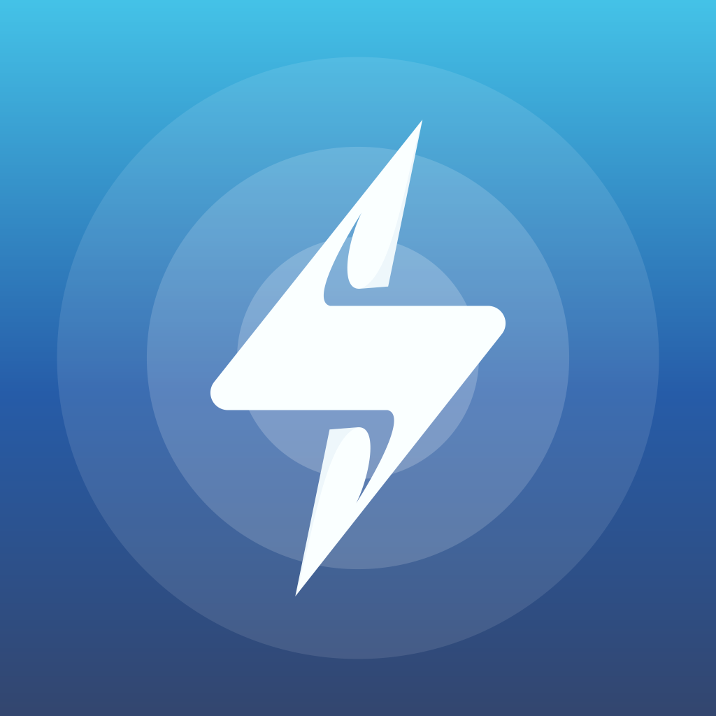 Design a new app icon to help electricians save time and money