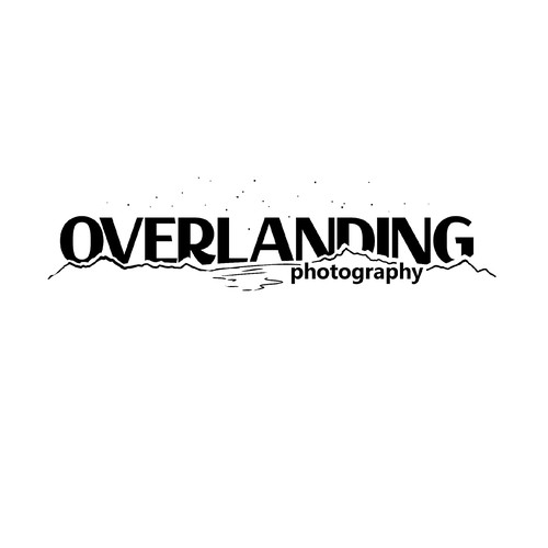 logo for adventure photography company
