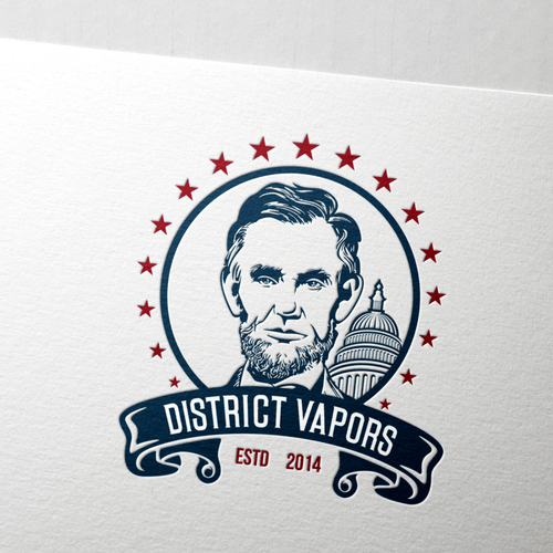 Trendy Washington DC Vaporizer & E-Liquid Store Logo