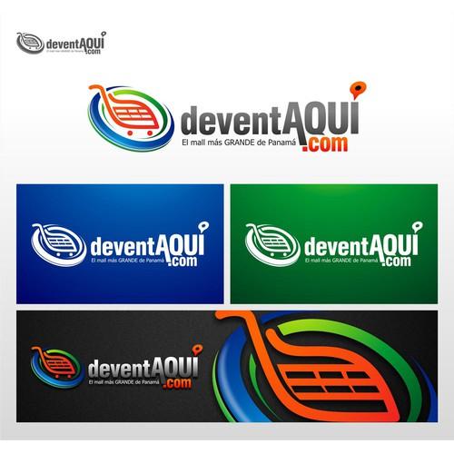 Help deventaqui.com with a new logo