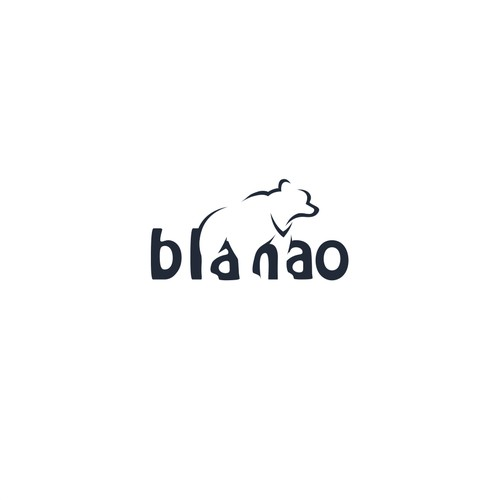 cool logo for blanao