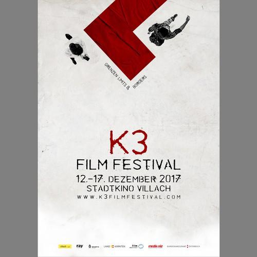 Poster for K3 Film Festival