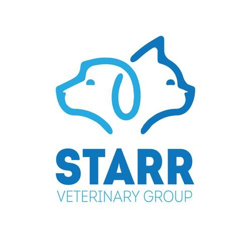 Logo for STARR Veterinary Group