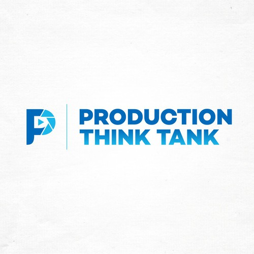 Creative logo for advertising production