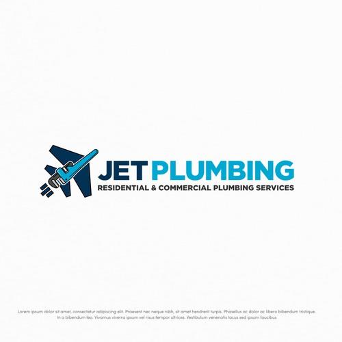 Jet Plumbing Logo