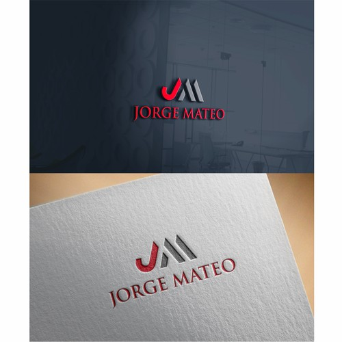 Design a Logo to build Jorge Mateo brand
