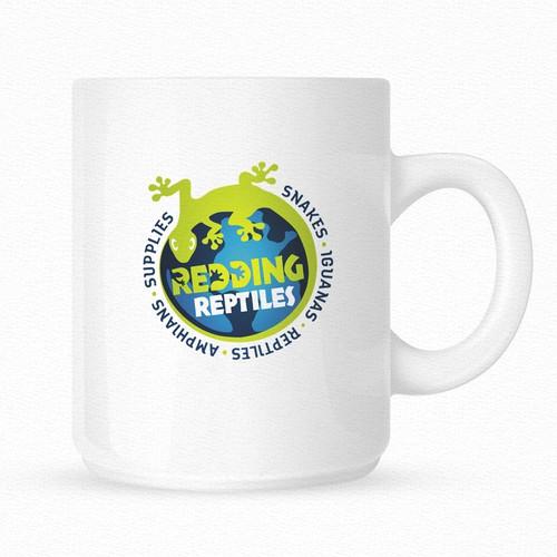 Design a logo for Redding Reptiles specialty pet store