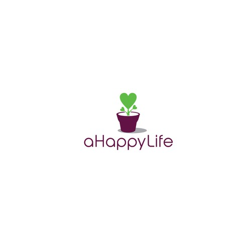 Logo For a Happy Life