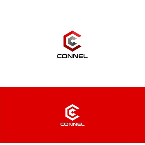 Logo concept for business company