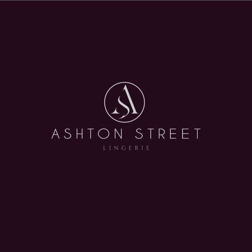 Logo concept  for a lingerie company