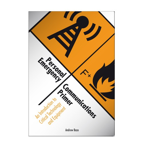 """Book  Cover """"Emergency Communications Primer"""" (Max Publications)"""