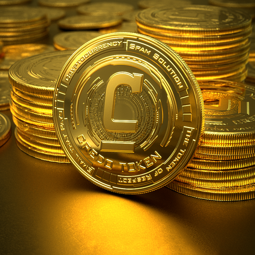 Cryptocurrency coin