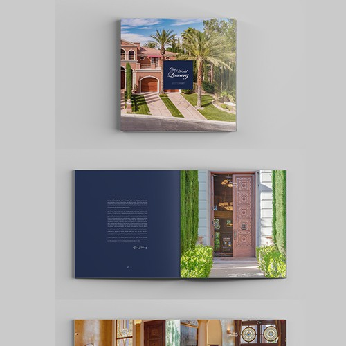 Luxury House Brochure