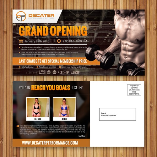 Grand Opening/Expansion of new fitness facility