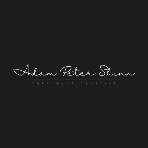 Design for Adam Peter Shinn