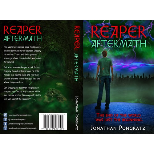 Cover for the Reaper: Aftermath – sequel of the Reaper