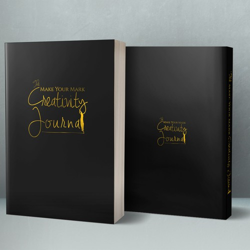 simple elegant book design