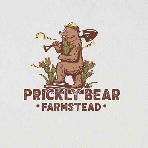 pricly bear concept design