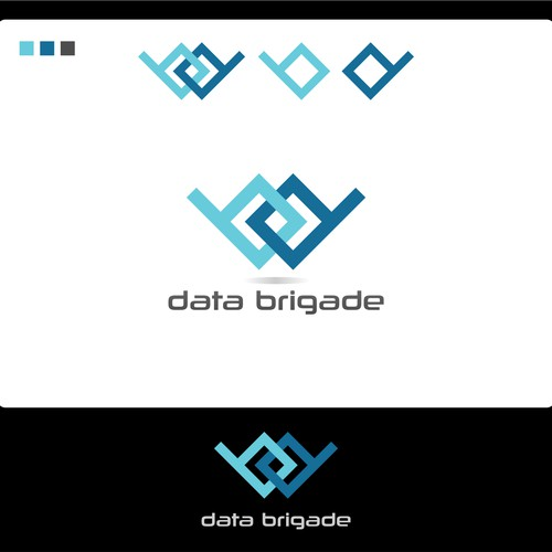 Create a Modern yet distinctive logo for Databrigade