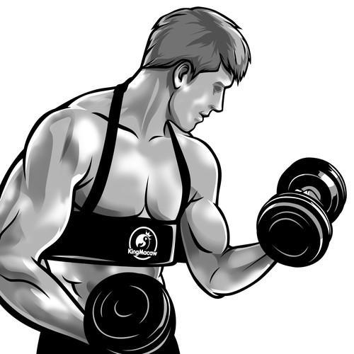 Arm Blaster illustrations
