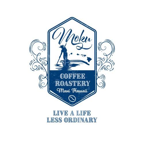Logo for a coffee brand