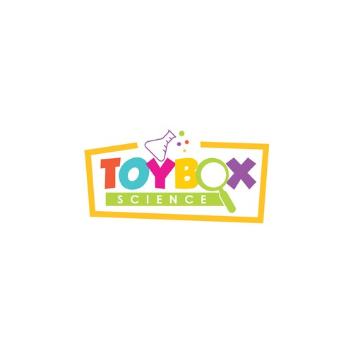 Bold Logo Concept for Toy Store