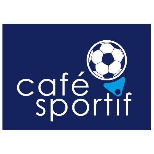 Logo concept Café Sportif
