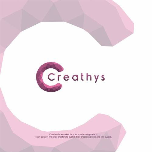 Creathys logo for hadrien.fortin :)