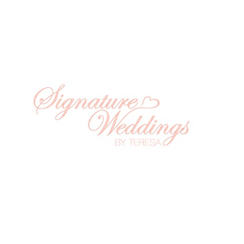 New logo wanted for Signature Weddings by Teresa